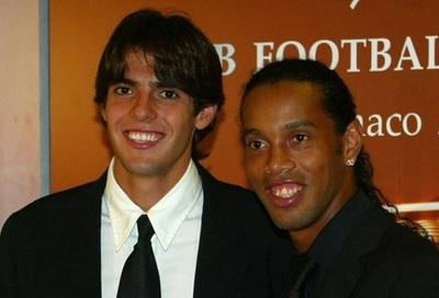"Kaká sobre Ronaldinho: ""Es muy triste todo"""