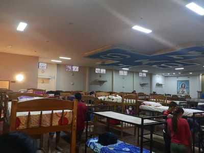 Compatriotas en cuarentena denuncian hacinamiento en centro de retiro de CDE