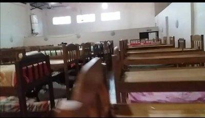 (VIDEO) INDIGNADOS: Llegaron del extranjeros pero están jo´aripa en su lugar de aislamiento