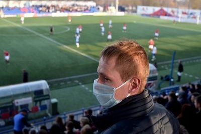 El fútbol y la vida siguen casi con normalidad en Bielorrusia