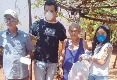 GRAN GESTO DE AMOR: Donó su merienda escolar a los más necesitados