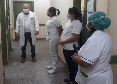 Médicos de Santaní exigen equipos