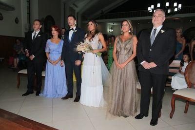 El casamiento de Astrid y Marcelo