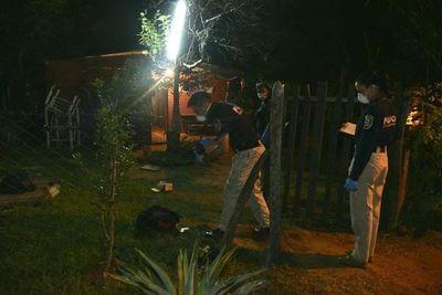 Feminicidio en Limpio: Una joven mujer fue muerta a puñaladas y deja huérfanos a 7 hijos