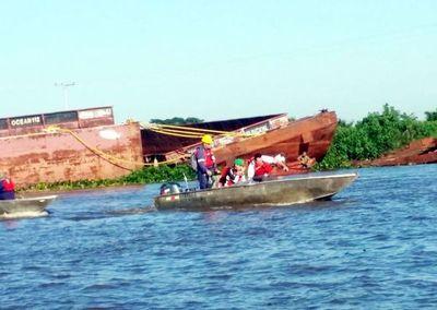 Río Paraguay tiende a seguir descendiendo