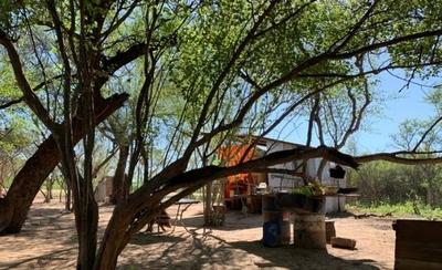 HOY / Denuncian que exfiscal lidera invasión de propiedad en el Chaco
