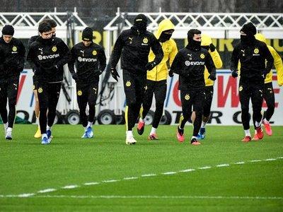 El Dortmund vuelve a los entrenamientos de forma limitada por el coronavirus