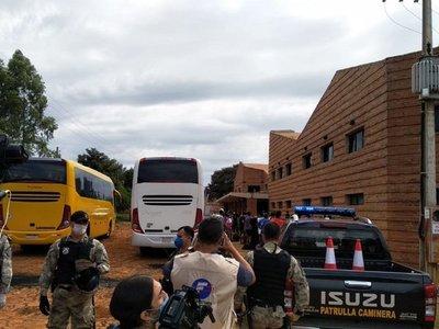 Covid-19: Realizarán test a paraguayos que cumplen cuarentena en Alto Paraná