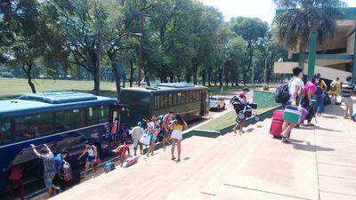 Se garantiza la seguridad de los 172 paraguayos que ingresaron al país y de los locales, afirma Gobierno