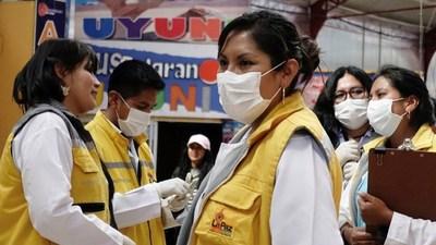 Bolivia confirmó la primera muerte por coronavirus en el país