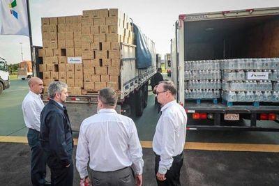 Falta de insumos sanitarios es por cierre de exportaciones en Europa