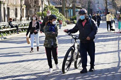 El Central Park de Nueva York albergará hospital de campaña para el coronavirus