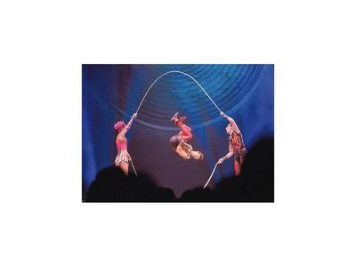 Cirque du Soleil ofrece sus espectáculos en sitio web