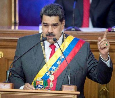 Maduro amenaza a EE.UU. por imputación