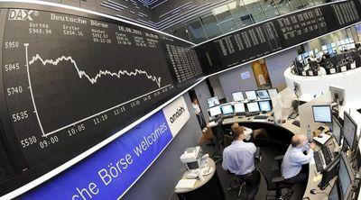 Las bolsas europeas y el petróleo inician la semana con pérdidas