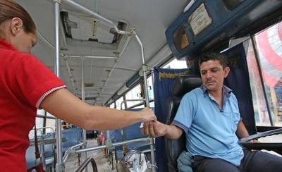 HOY / Garantizan servicio de transporte en Asunción