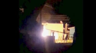 Contrabandistas, molestos por controles, protagonizan disturbios frente a base militar de Itá Enramada