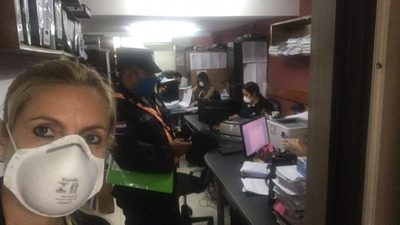 San Lorenzo: Imputan a 20 personas como resultado de varios procedimientos