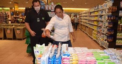 Casi todos mantienen precio de productos, según Defensa al Consumidor