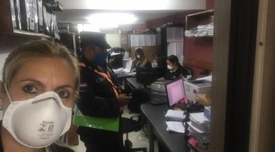 Repentina ola de asaltos se suma a casos de violencia familiar en la cuarentena