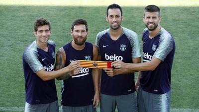 Lionel Messi confirma rebaja de sueldos en Barcelona