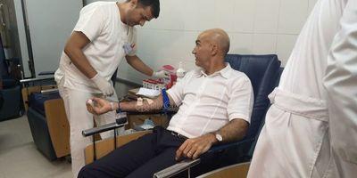 """Salud Pública pide que """"si salís de casa que sea para donar sangre"""""""