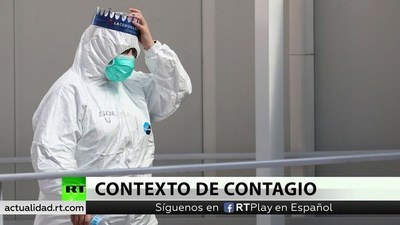 España supera a China también en número de contagiados y registra 812 fallecidos en las últimas 24 horas