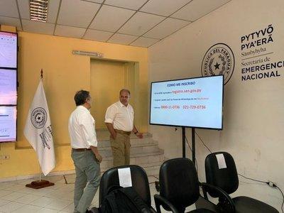 Hay 362.743 personas inscriptas en el programa Ñangareko de la SEN