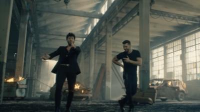 "HOY / ""Falta Amor"": ¿Un video premonitorio de Sebastián Yatra con Ricky Martin?"