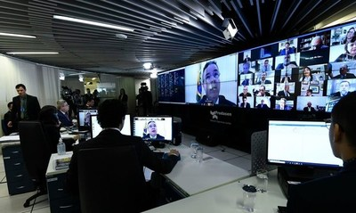 Brasil: ayuda para autónomos, informales y sin renta fija de R$ 600 será votado hoy