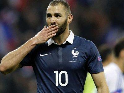 Benzema genera polémica en Francia con críticas a sus internacionales