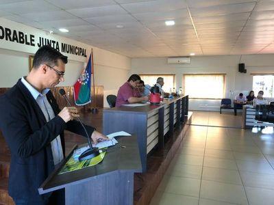 Comerciantes formalizaron pedido de descuentos en impuestos ante la Junta Municipal