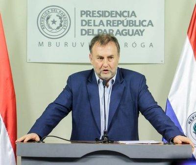 Gobierno anuncia recorte de salarios públicos y reforma del Estado
