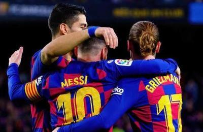 Barcelona reducirá el sueldo de sus jugadores un 70% por el coronavirus