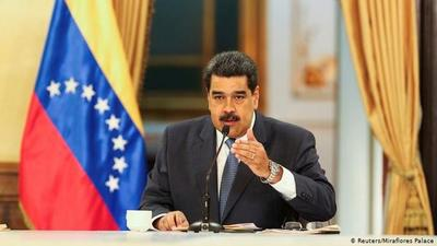 """Maduro pide a los presidentes del mundo su apoyo por la """"persecución"""" de EEUU"""