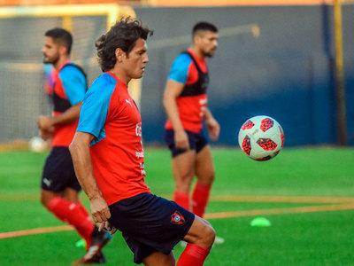 Nelson Haedo: Solidaridad, familia y fútbol