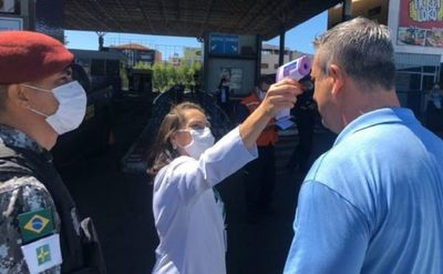 Foz de Yguazú declara estado de calamidad por coronavirus