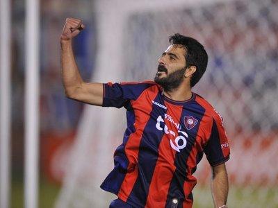 Cerro Porteño saca de su baúl un bello gol de Daniel Güiza