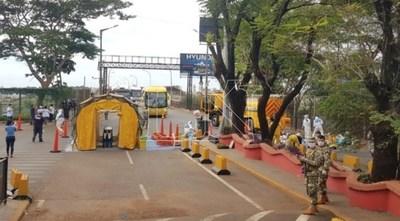 Paraguayos en el extranjero ya no podrán ingresar al país hasta el 12 de abril