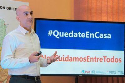 Confirman segundo paciente recuperado de coronavirus en Paraguay