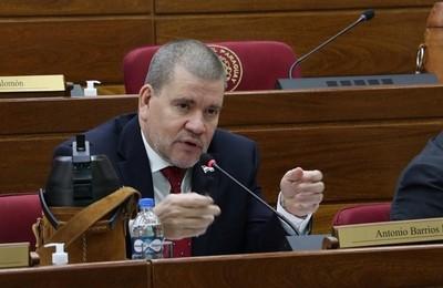 Hoy es imposible hablar de aumento de impuesto al tabaco, enfatizó senador