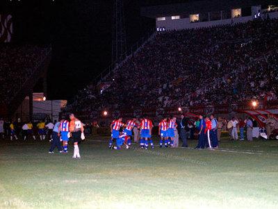 Paraguay – Brasil: un partido con pocas luces