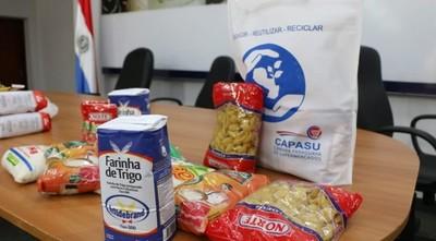Ministerio de Trabajo entregará casa por casa kits de alimentos donados