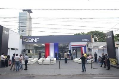 BNF puso en marcha plan de contingencia por vencimiento de tarjetas
