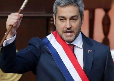 """Abdo a los sindicatos que 'amenazaron al pueblo paraguayo': """"Tendrán cómo enemigo al presidente de la República"""""""