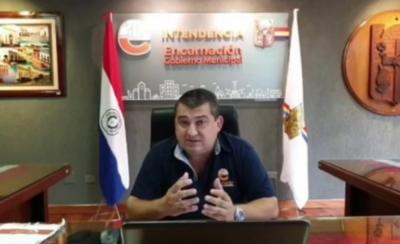 HOY / Municipalidad de Encarnación bloquea principales accesos a la ciudad