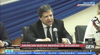 """HOY / Se restringe fuertemente la circulación de personas hacia el interior del país: """"Instamos a quedarse en sus casas"""" advierte la fiscala general del Estado, Sandra Quiñónez"""