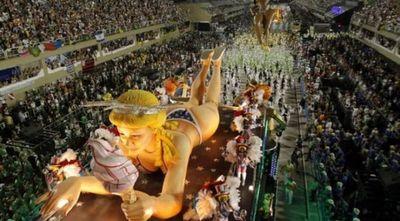 El Carnaval de Río cede el sambódromo a los sin techo por el coronavirus