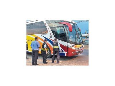 En Semana Santa  solo habrá buses en área metropolitana