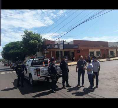 """Tras terminar el """"RECREO"""" 12 personas detenidas por no quedarse en su casa"""